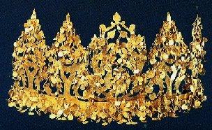 Tree of Life on Crown